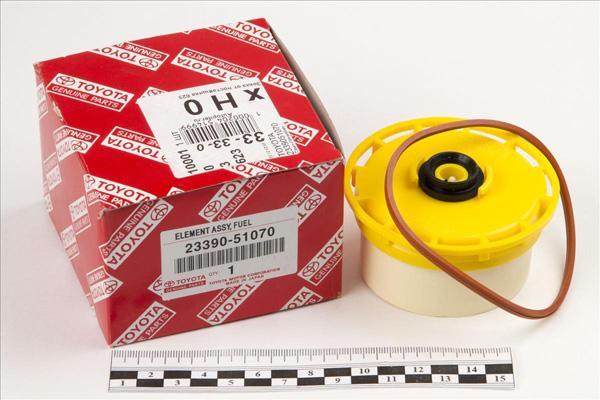 Топливный фильтр, его каталожный номер 23390-51070.