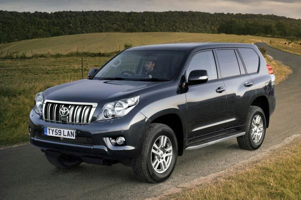 Land Cruiser Prado 150 2009 года