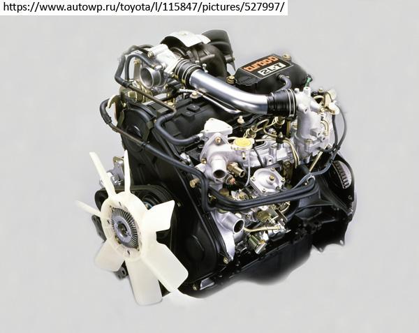 Toyota 2L-T