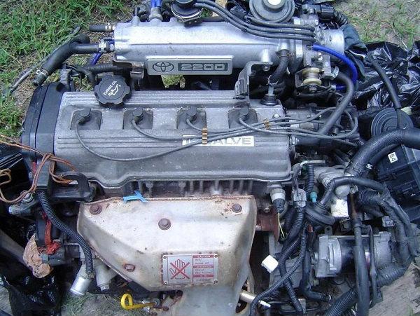 двигатель Тойота 5S-FE