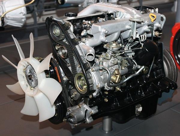 Мотор 1HD-FTE для комплектации VX