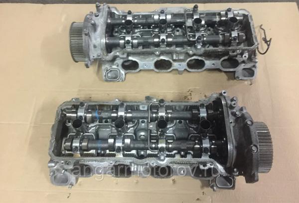 ГБЦ двигателя 2UZ-FE
