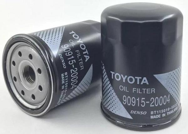 Оригинальный масляный фильтр на бензиновый двигатель ЛендКрузер 200
