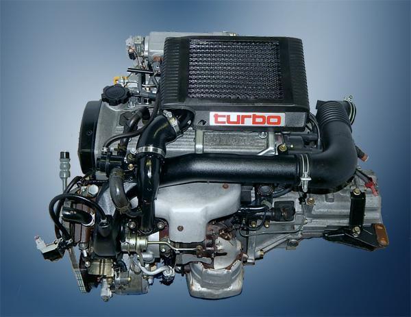 Двигатель 4E-FTE