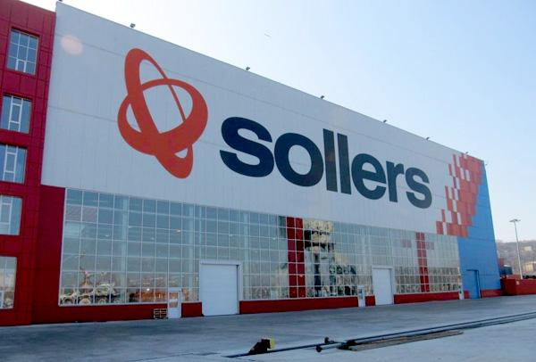 Завод «Солерс» во Владивостоке - место,где собирали Ленд Крузер Прадо в России с 2013.