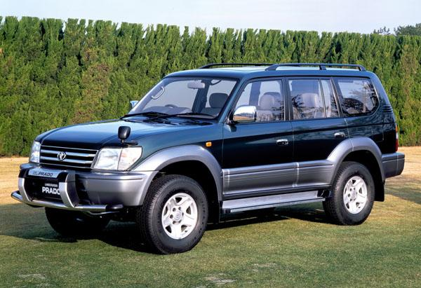 Land Cruiser Prado 90