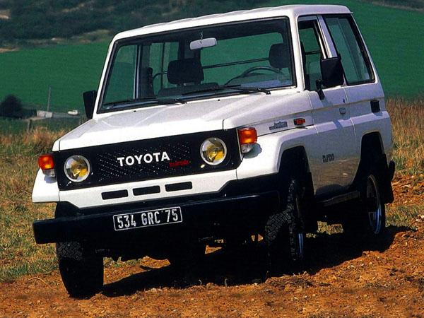 Land Cruiser BJ70V