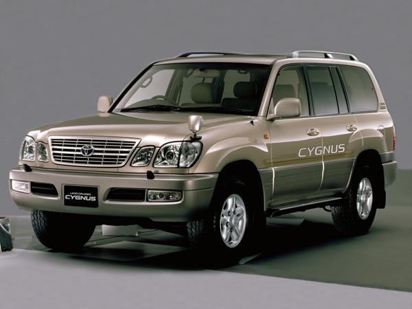 Land Cruiser Cygnus 1998