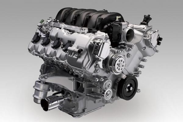 Бензиновый двигатель 1UR-FE
