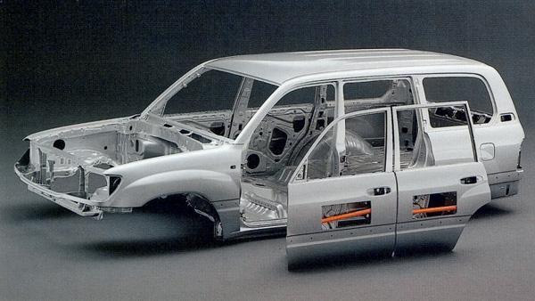 Кузов TLC 100