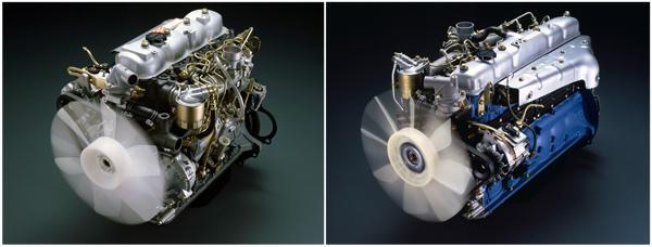Моторы 3B и 2H