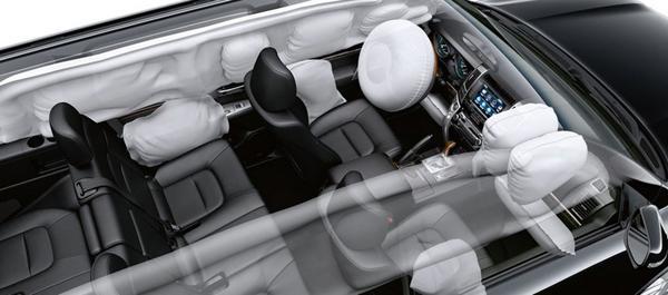Подушки безопасности Land Cruiser 200