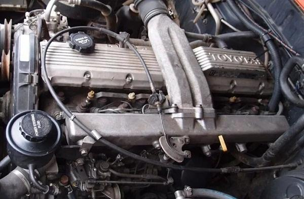 двигатель Тойота 1HZ