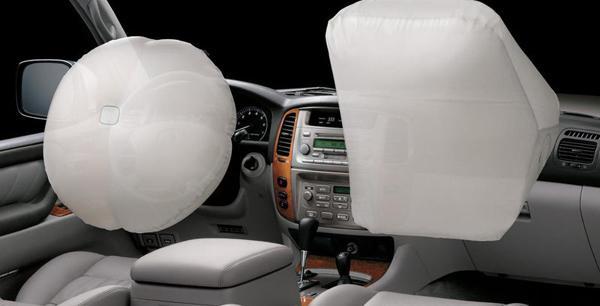 Подушки безопасности Land Cruiser 100