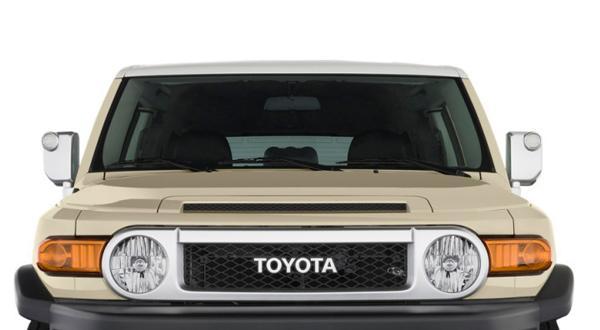 Лобовое стекло Toyota FJ Cruiser
