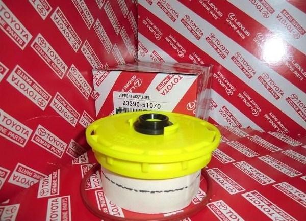 Оригинальный топливный фильтр на дизель Ленд Крузер 200