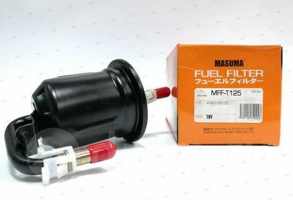 Топливный фильтр MasumaMFF-T125