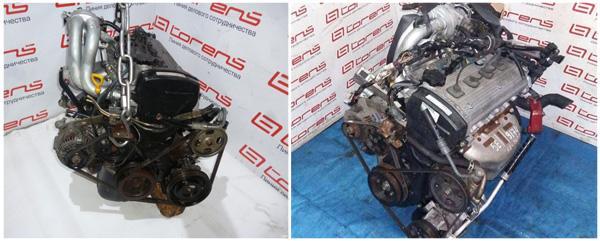 Двигатели 4E-FE и 5E-FE