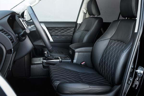 Тюнинг интерьера Land Cruiser 150 Prado в стиле TLC 200 Special Edition