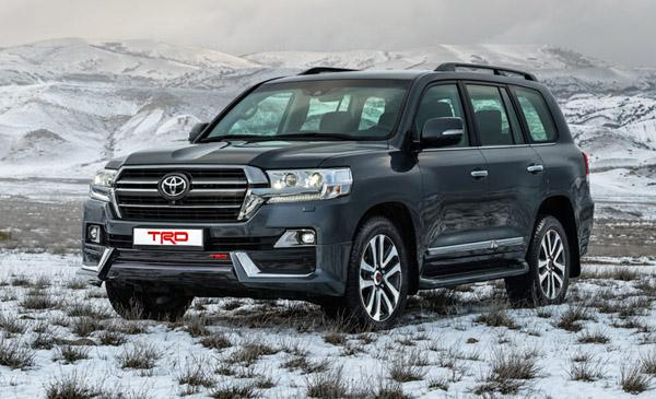 Land Cruiser 200 TRD