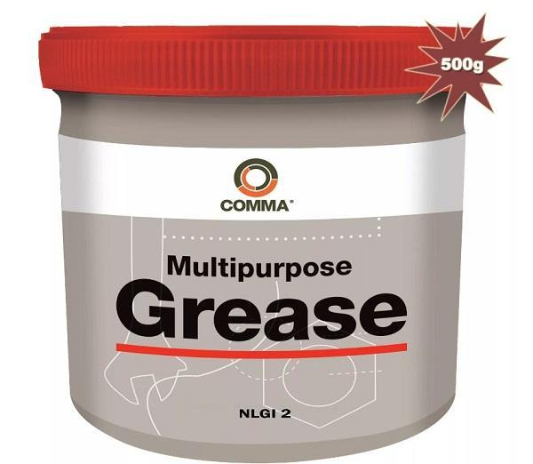 Литиевая смазка Multipurpose grease от фирмы Comma
