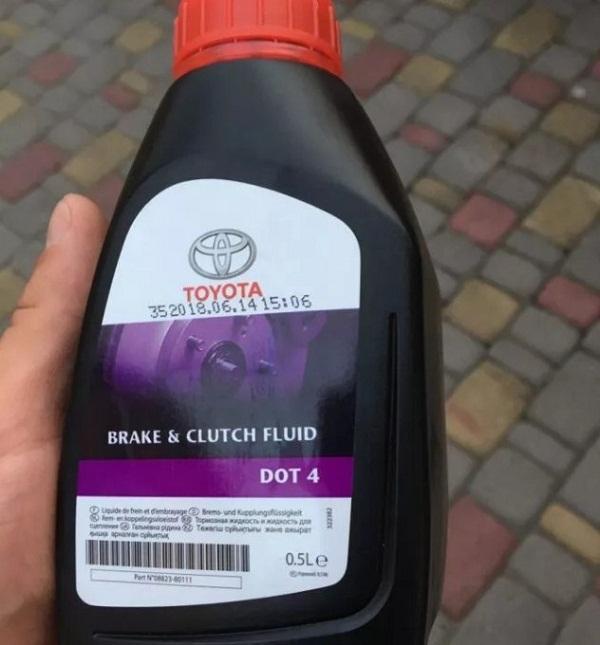 Тормозная жидкость LandCruiser 200
