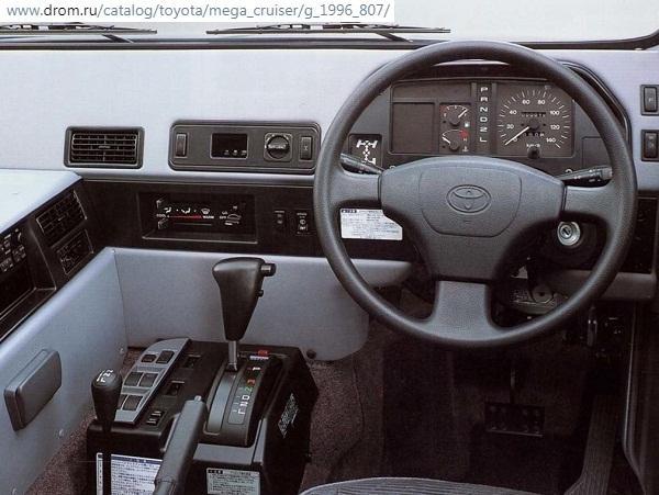 Коробка передач Мега Крузер