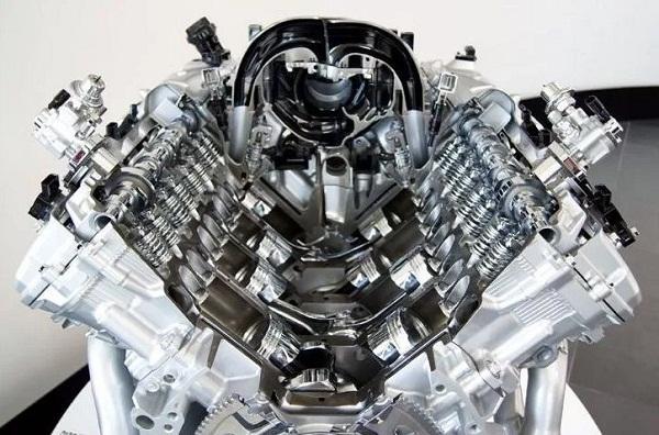 Силовой агрегат 2UR-FSE