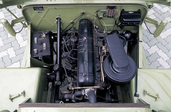 Шестицилиндровый двигатель Toyota B