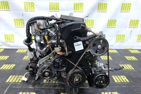 Двигатель 5E-FHE