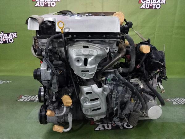 Двигатель Toyota 1NR-FKE