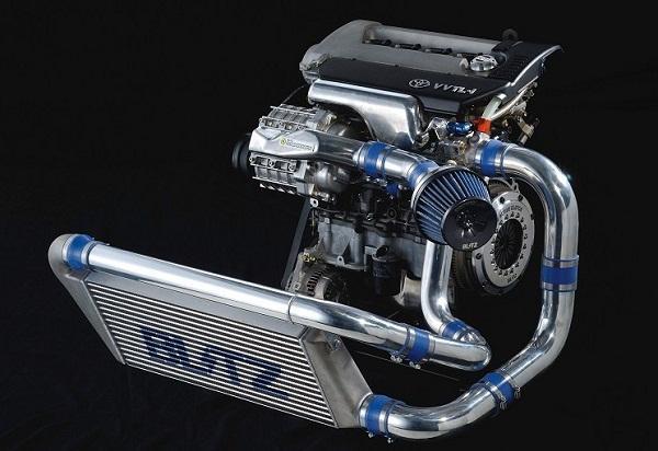 Blitz Compressor Kit на 2ZZ-GE