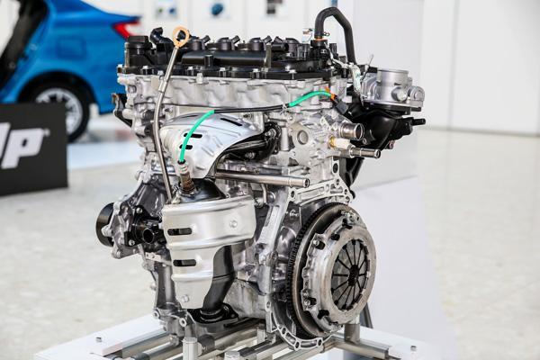 Двигатель Toyota 1NR-VE