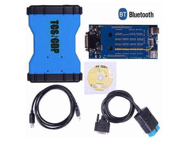 Delphi TCS CDP+USB+BlueTooth
