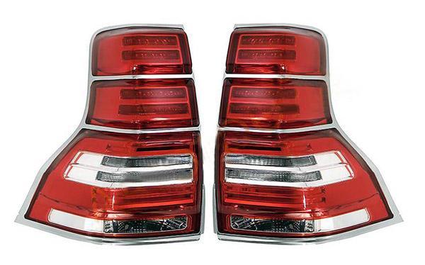Тюнинг комплект задних фонарей Land Cruiser Prado 150