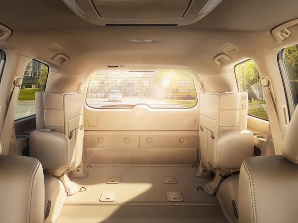 Багажник Toyota Land Cruiser 200