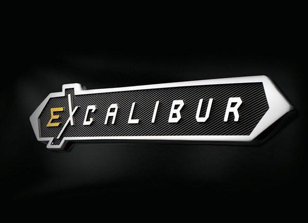 Шильдики Land Cruiser 200 Excalibur