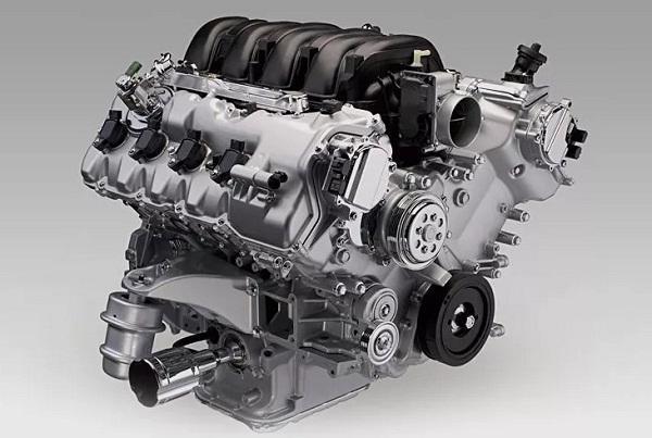 Двигатель 1UR-FE Land Cruiser 200 Excalibur