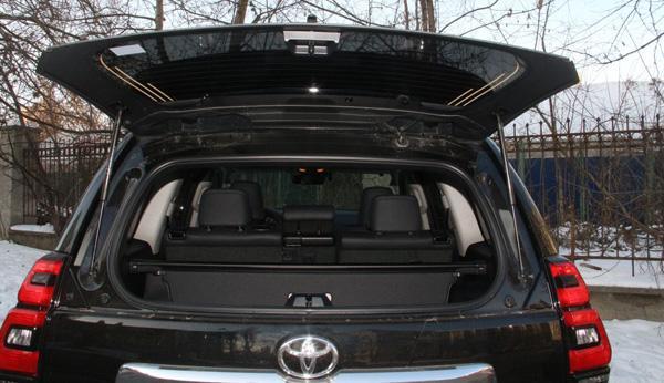 Окно багажника Land Cruiser Prado 150