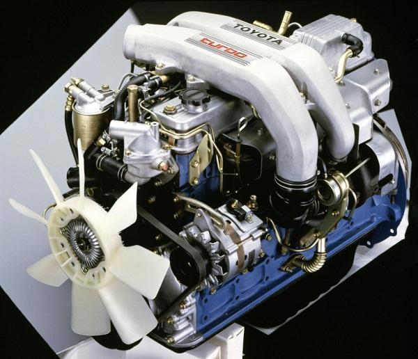 Устаревший мотор 12H-T