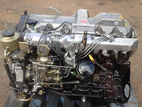 Силовой агрегат 1HD-FT