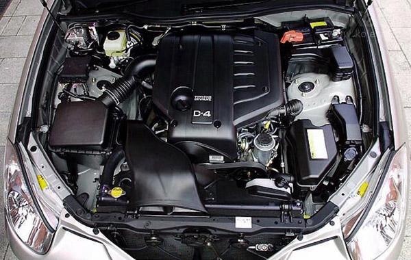 Двигатель1JZ-FSE D4 на Toyota Mark II 110