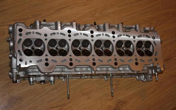 ГБЦ двигателя 2JZ-GE