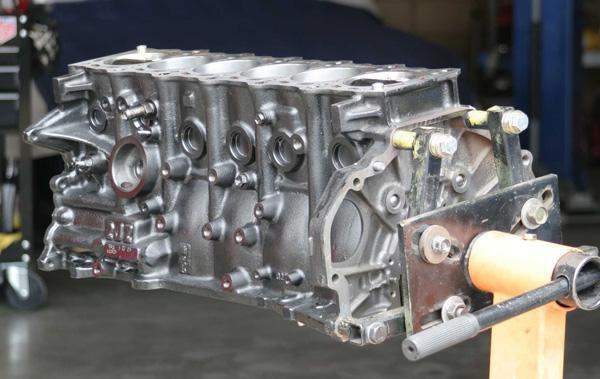 Блок цилиндров 2JZ-GE