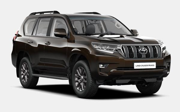 Land Cruiser Prado 150 – комплектация Элеганс