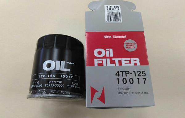 Масляный фильтр двигателя 3L