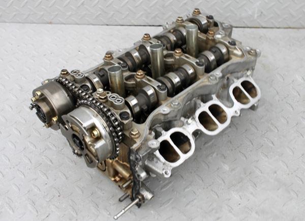 ГБЦ двигателя 4GR-FSE