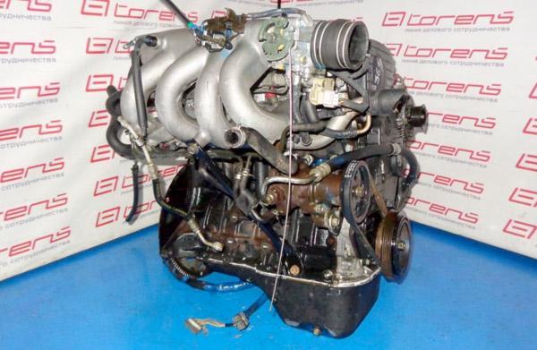 16-ти клапанныйдвигатель Тойота 4S-FE
