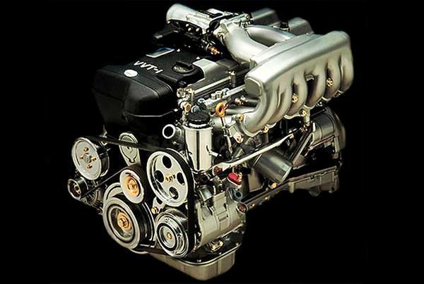 Мотор1JZ-GE