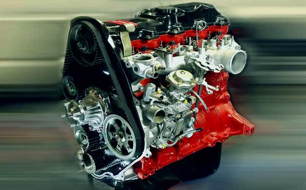 Двигатель Toyota 3L